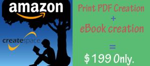 Print & eBook Conversion